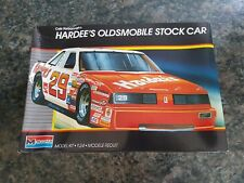 Monogram 1/24 Cale Yarboroughs Hardees Oldsmobile Car Great Condition Very Rare