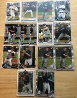(x37 Lot) Ian Anderson - Kyle Wright - Cristian Pache etc. (RC) Braves Rookie
