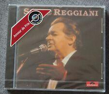 Serge Reggiani, ma liberté, CD neuf