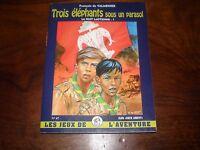 SCOUTISME/JOUBERT/LES JEUX DE L'AVENTURE N°47/LA NUIT LAOTIENNE 1998 EO