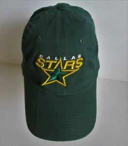 DALLAS STARS Cap NHL Hockey Top of the World ONE FIT Raised Stitch Logo
