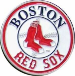 Official Boston Red Sox Belt Buckle