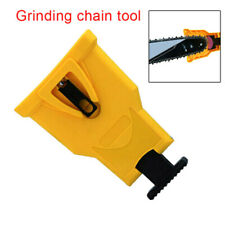 Chainsaw Teeth Sharpener - PowerSharp Bar-Mount Chainsaw Chain Sharpening VG