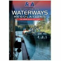 RYA European Waterways Regulations NEW Murrell Tam