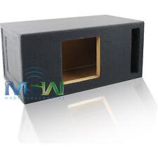"CUSTOM-PORTED ENCLOSURE BOX for 10"" KICKER® Solo-Baric L3 L5 L7 2.0 ft^3 @ 32Hz"