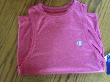 Boys Red Champion Double Dry Tank - Size S-NWT