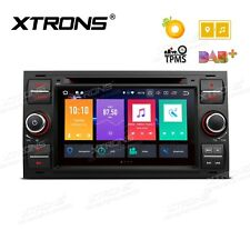 "AUTORADIO 7"" Android 8.0 Octa Core 4gb Ford kuga Focus C-max Mondeo Galaxy Nero"
