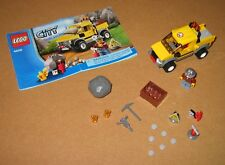 4200 LEGO Mining 4x4 – 100% Complete w Instructions EX COND 2012