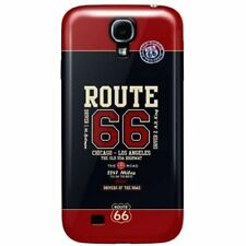 Route 66 Back Cover für Galaxy S4 Mini Hard Cover