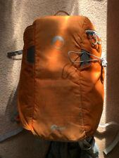 lowepro flipside sport 15L SLR camera backpack orange used