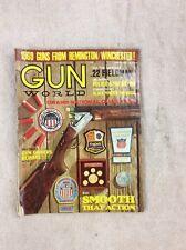 Vintage Gun World Magazine March 1969 Perazzi Grade Trap  Model 12 Gauge