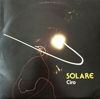 LP 33 Ciro Perrino – Solare ITALY 1980
