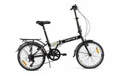 Steel Frame Unisex Adults Folding Bike Bikes