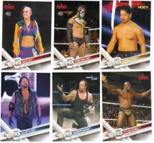 Carte collezionabili wrestling 2017 singoli