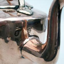 Lovely Antique Victorian Copper Kettle. Tinned Inside. Edward Wilkes Birmingham.