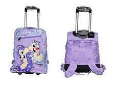 Trolley bagaglio a mano Ryanair EasyJet Disney Cip e Ciop Special zaino viaggio