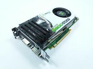 XFX PV-T80G-GHF4 GeForce 8800 GTS 320MB DDR3 PCIe x16 HDMI Graphics Card
