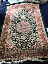 rug handmade silk