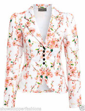 Floral Regular Size Suits & Tailoring for Women