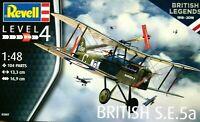 Revell 1:48 British S.E.5a Aircraft Model Kit