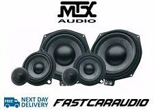 MTX TX6.BMW 3-Way componente BMW & Mini Altoparlante di ricambio Sistema