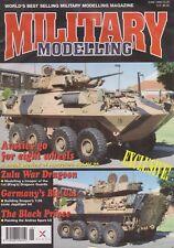 Military Modelling (June 1996) (Jagdtiger, Australian ASLAV 25, Zulu War)