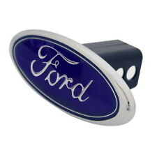 """Hitch Cover For Ford Chrome Fits 2"""" & 1.25"""" Receiver"""