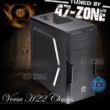 Thermaltake Versa H22 ATX Mid Tower No Window Black Steel Gaming Computer Case