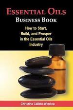 Essential Oils Business Book (Paperback or Softback)
