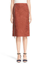 N?21 Crystal Embellished Pencil Italian Skirt NWT Size 45  $545