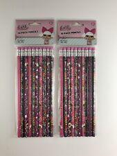 LOL SUPRISE! Pencil Pack (2 Pack, 20 Pencils)