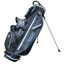 Masters Golf WR752 Waterproof Stand Bag (Grey / Black / White)