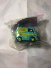 Vintage Burger King SCOOBY DOO Wind Up Toy Mystery Machine Premium Sealed