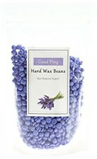 GoodPing Hard Wax Beans Body Facial Arm Legs & Sensitive Areas Bikini Area 150g