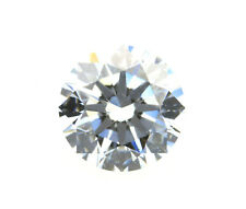 Blue Diamond - 0.30ct Natural Loose Light Blue Color GIA Round Shape SI1 Real