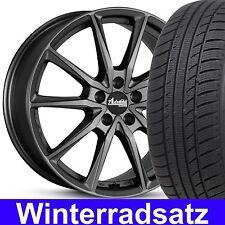 """18"""" Advanti Winterräder 225/40 Winterreifen NEU für VW Golf 7 GTI + Clubsport"""
