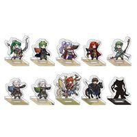 Fire Emblem Heroes mini acrylic Figure Collection Vol.6 BOX full set JAPAN 2018