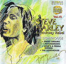 "Steve Harley & Cockney Rebel ""The Lighthouse"" 13 TRACKS CD NUOVO & OVP Cosmus DSB"