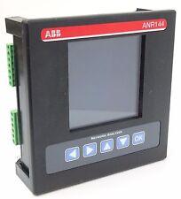 ABB ANR144 Netzanalysator Messgerät NETWORK ANALYZER ANR-144-230 Digital Display