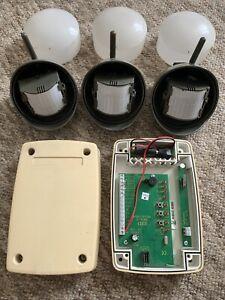 3x GJD Wireless PIR Sensors Plus 1x GJD Receiver