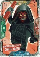 Lego Star Wars™ Series 1 Trading Cards Card 81 - Attack Funny Darth Maul