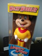 FUNKO MIGHTY MOUSE WACKY WOBBLER  NEW OLD STOCK