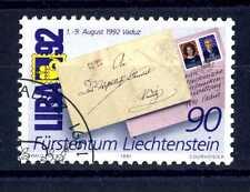 "LIECHTENSTEIN - 1991 - ""Liba '92"". Esposizione filatelica nazionale. E1842"