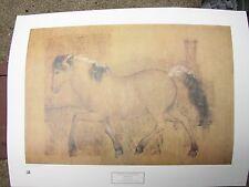 Trotting  Poster Print -History Lang Shih Ning