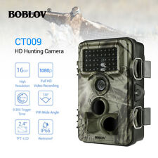 16MP 1920x1080P Trail Hunting Camera Security Wildlife Night Vision Waterproof