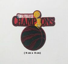 NBA FINALS 2019 Sport Logo Embroidery Patch Iron and sewing on Clothes