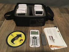 Turning Point Technologies Rcxr-02 Set 10 Clickers Rrrf 02 Software Cd Case