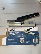 Mr Pen Heavy Duty Stapler 100 Sheet High Capacity Office Mc5