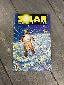 Solar, Man of the Atom #1 (Sep 1991, Acclaim / Valiant) NM- 9.2