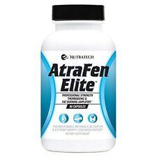 Atrafen Elite – Professional Formula Fat Burner Diet Pill and Thermogenic